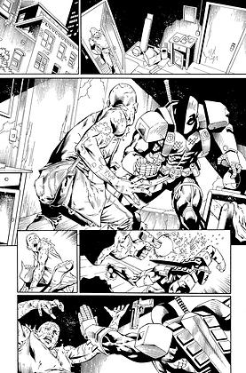 Deathstroke #8/Page 11