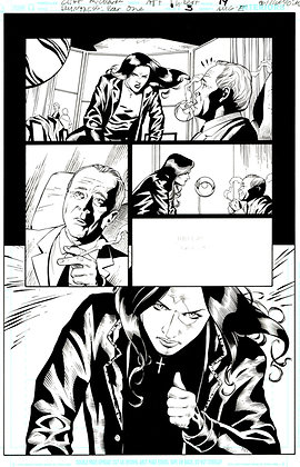 Huntress #3/Page 19