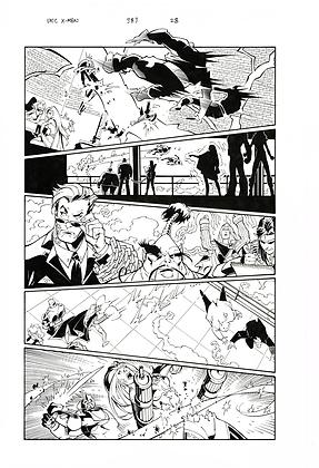 Uncanny X-Men #383/Page 28