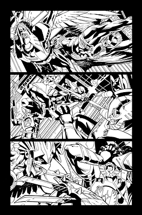 Savage Hawkman #14/Page 4