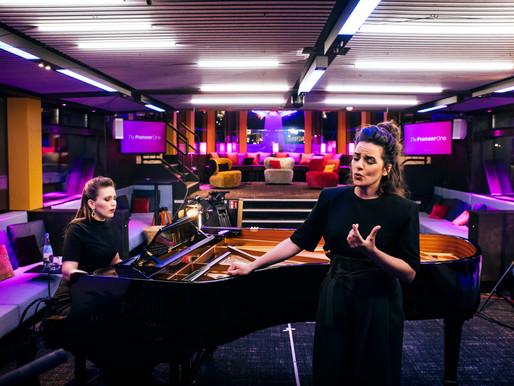Floating Concert mit Annika Treutler und Sarah Aristidou