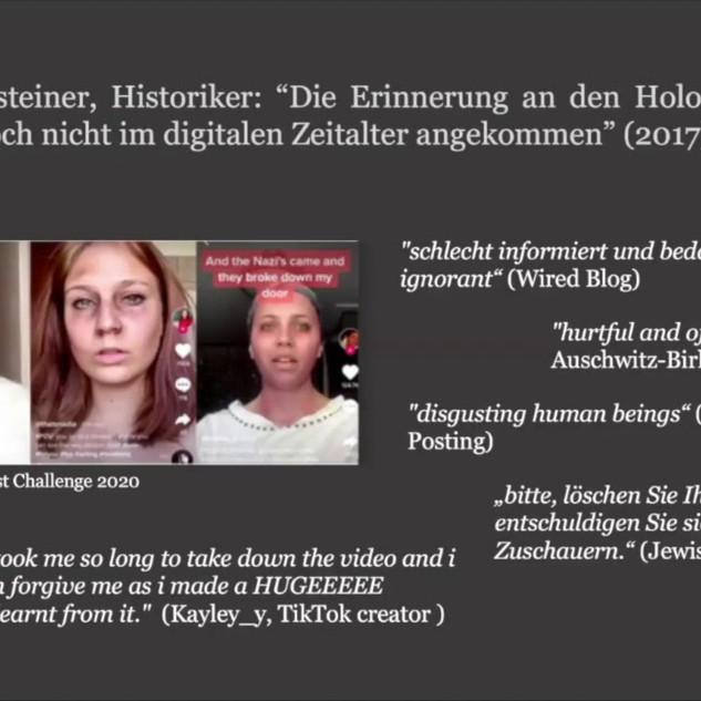 Entfernte Vergangenheit - Wie wir in Zeiten von COVID-19 den Holocaust erinnern, von Dr. Tobias Ebbrecht