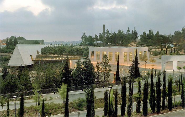 Yad Vashem, Holocoust History Museum Area