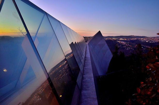 The Holocaust History Museum, courtesy Yad Vashem