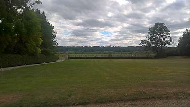 Panorama devant château de Fay - Alliance Quantique