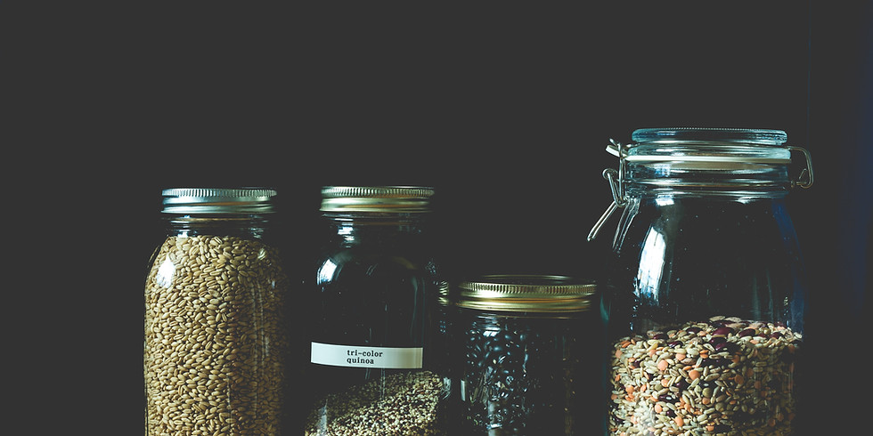 SPROUT YOUR FOOD STORAGE