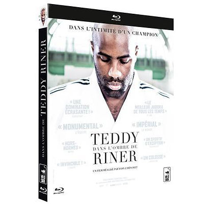 BLU-RAY DANS L'OMBRE DE TEDDY RINER