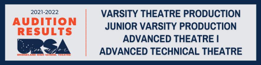 URSA Major 2021-22 Audition Web Banners.