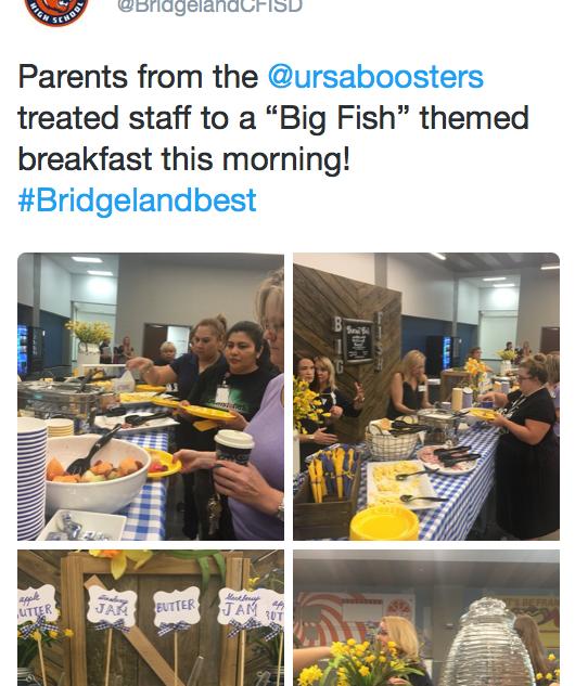"""""""Big Fish"""" Breakfast"""