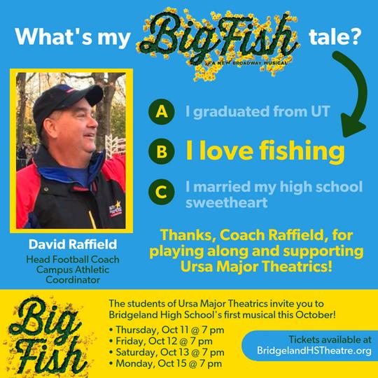 What's My BIG FISH tale_ - RAFFIELD - AN
