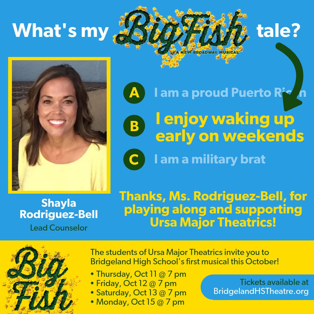 What's My BIG FISH tale_ - RODRIGUEZ-BEL