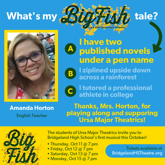 What's My BIG FISH tale_ - HORTON - ANSW