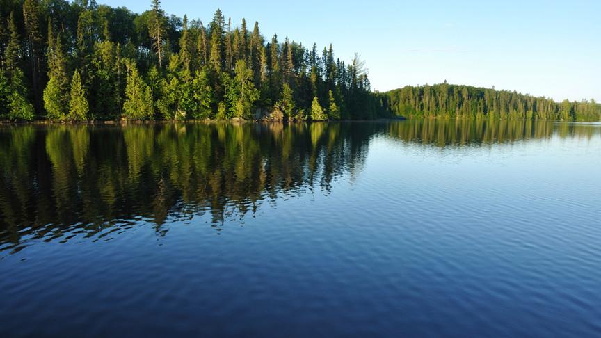 West Bearskin Lake Sediment