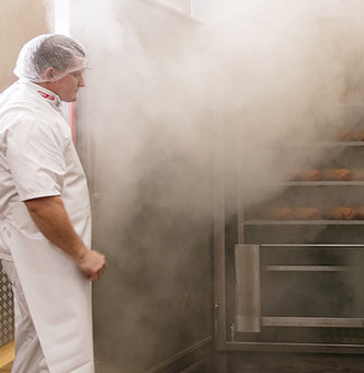 Smoking meat product