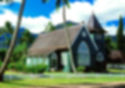 Wai'oli Hui'ia Church, Hanalei