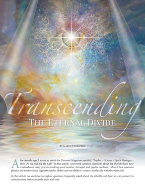 Discover Magazines   Transcending The Eternal Divide