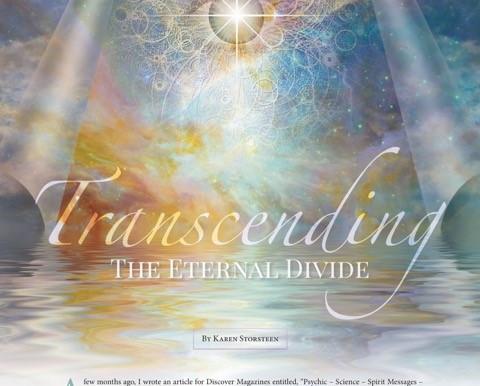 Discover Magazines | Transcending The Eternal Divide