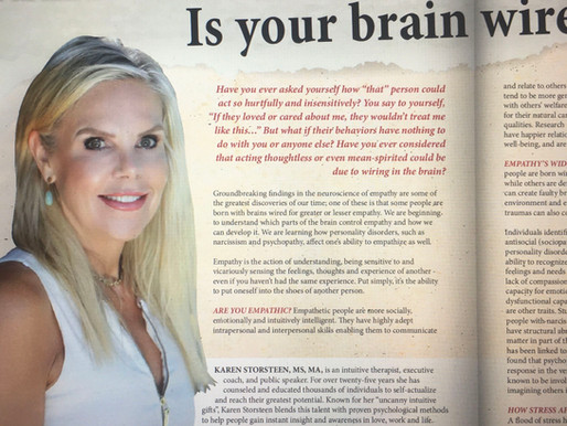 Discover Magazines | Heartfelt or Heartless?Is your brain wired for empathy?