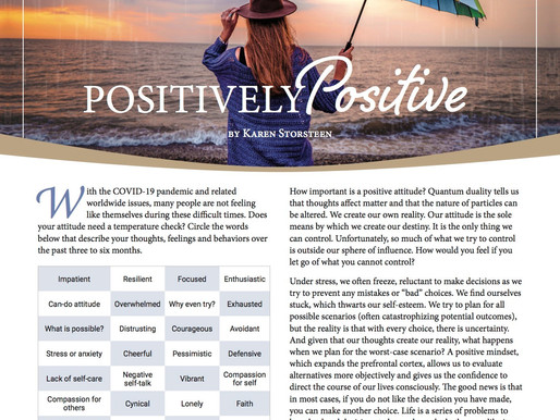 Discover Magazines | Positively Positive