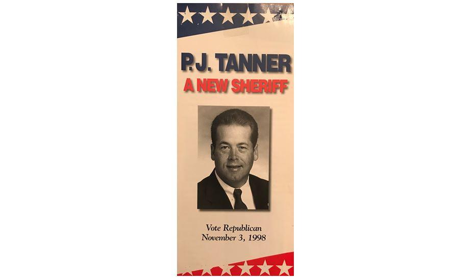Sheriff P. J. Tanner