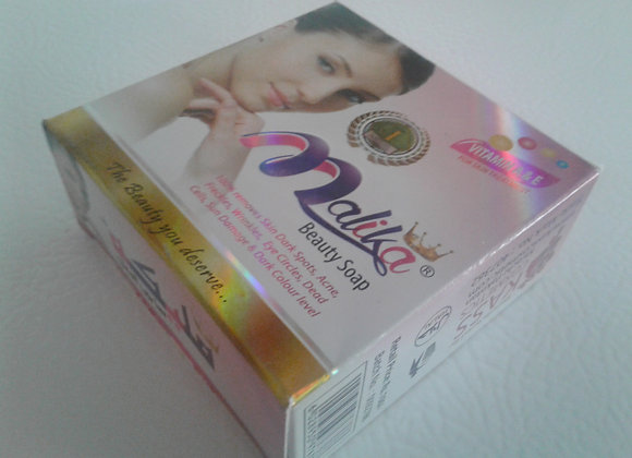 Malika beauty cream soap