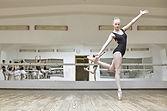 bailarina nova