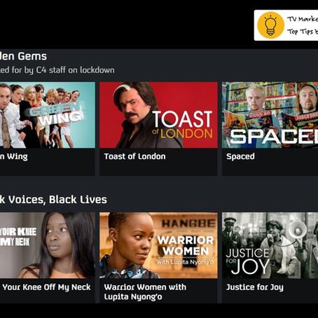 Do VOD platforms lack brand personality ?