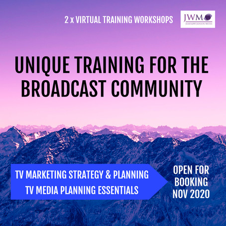 Unique training for the broadcast community