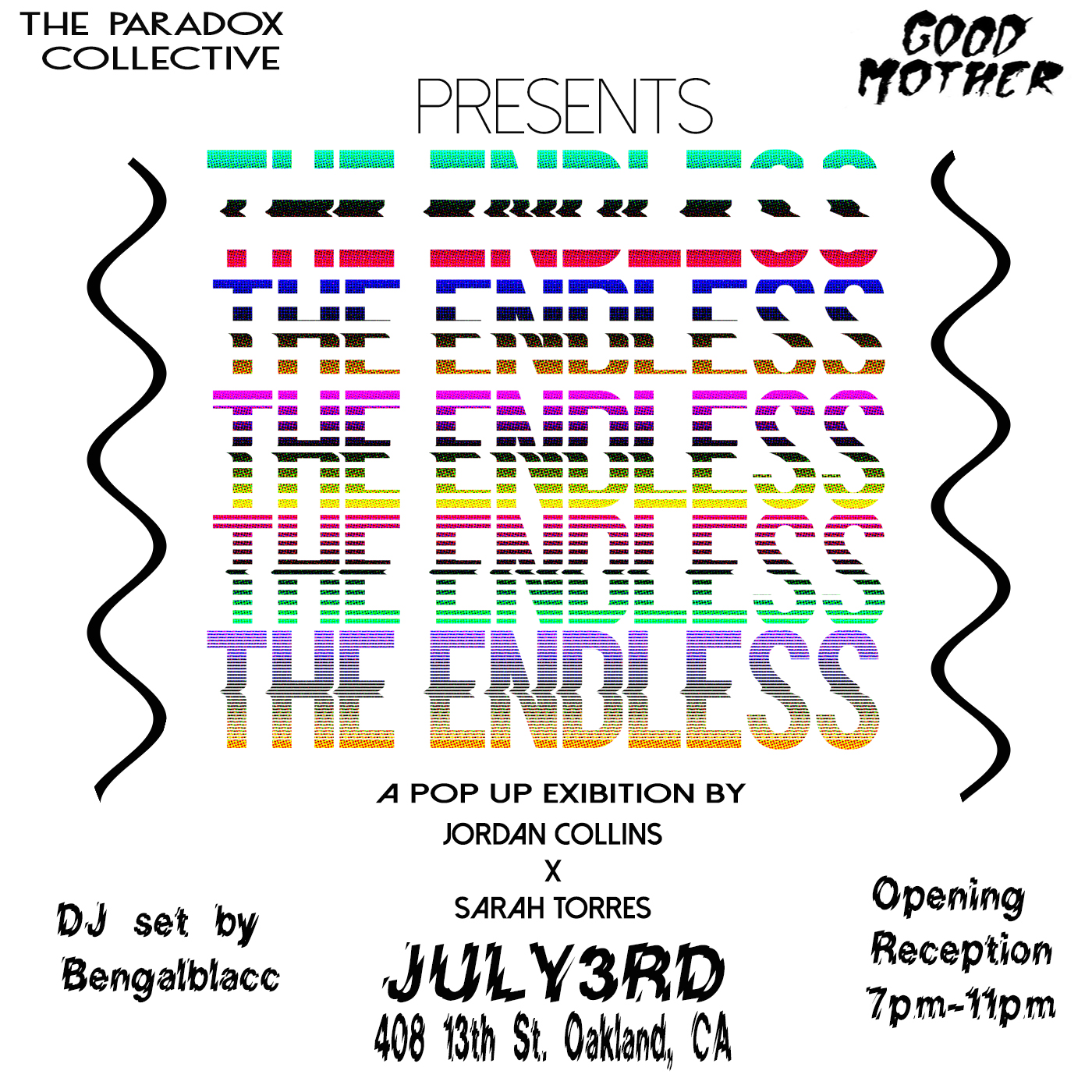 THE ENDLESS FINAL POSTER SHOW