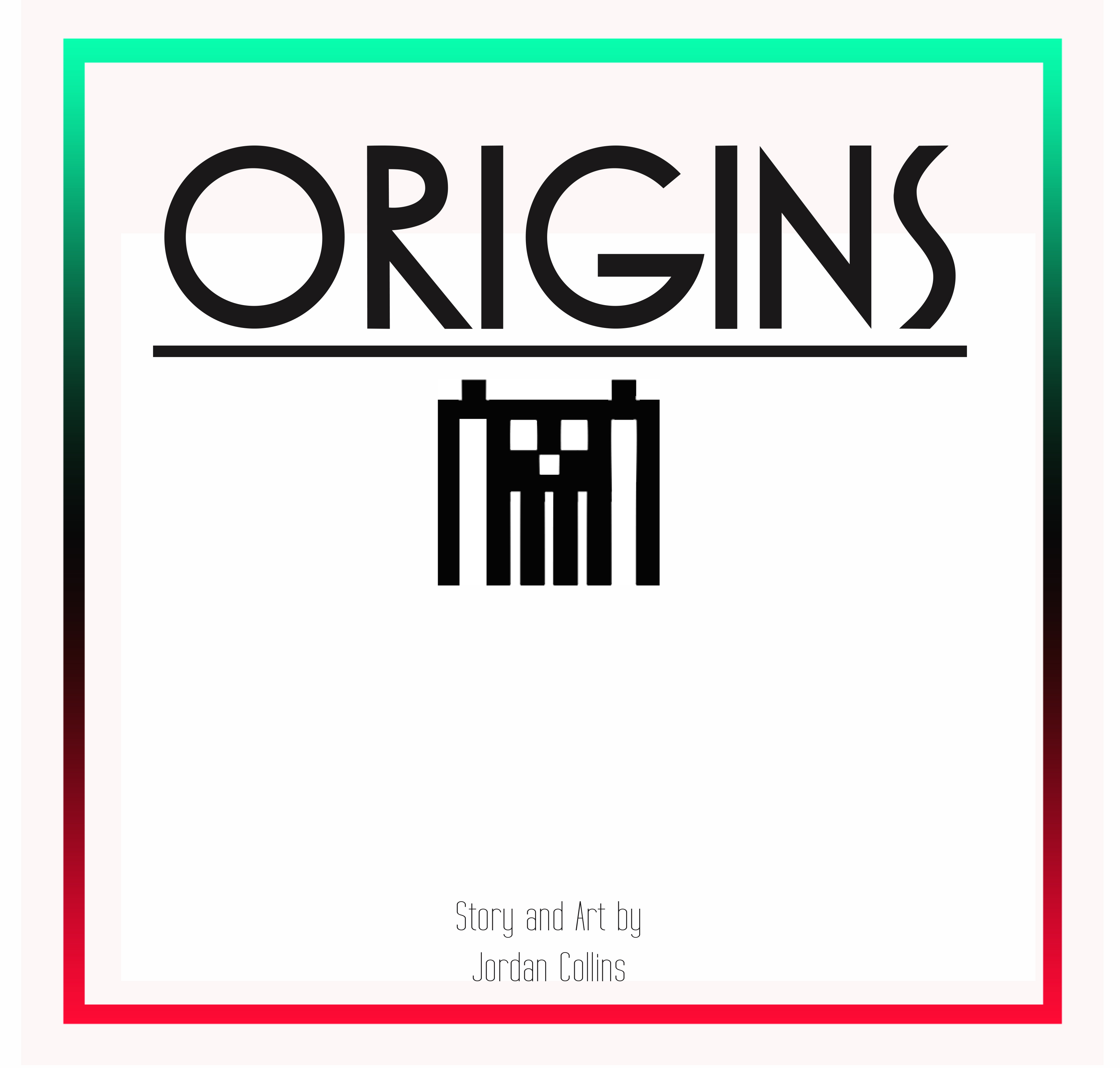 ORIGINS cover update