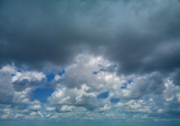 Seriously Dramatic Skies