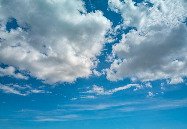 Crystal Blue Skies