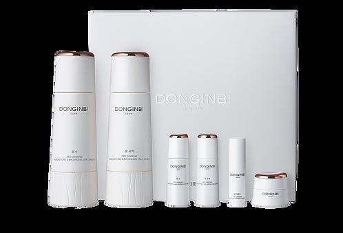 Donginbi Red Ginseng Moisture & Balancing Skincare Set
