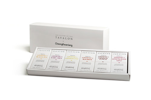 Tavalon Ginseng Tea Set