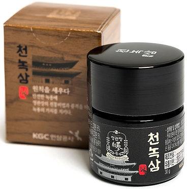 Red Ginseng & Deer Antler Velvet Premium Extract 30g