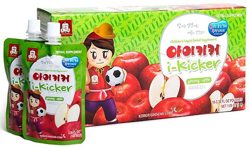 I-Kicker Apple & Grape