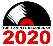 The POP Stream's TOP 10 VINYL LP's OF 2020
