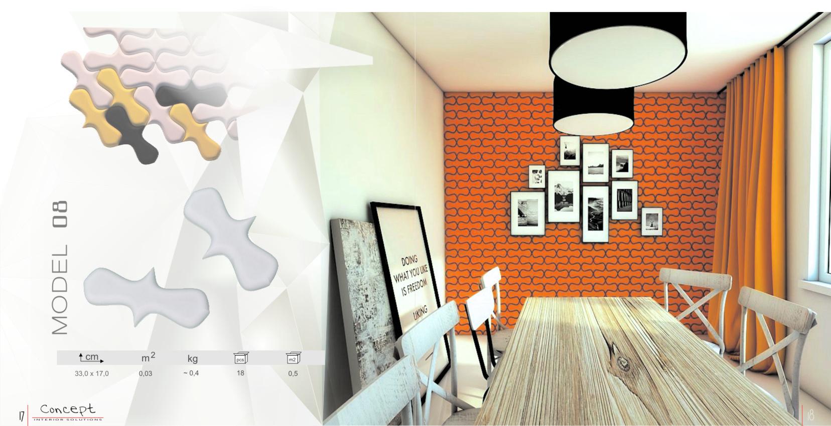 katalog panele gipsowe  Concept str10