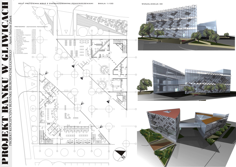 Koncepcja Architektoniczna