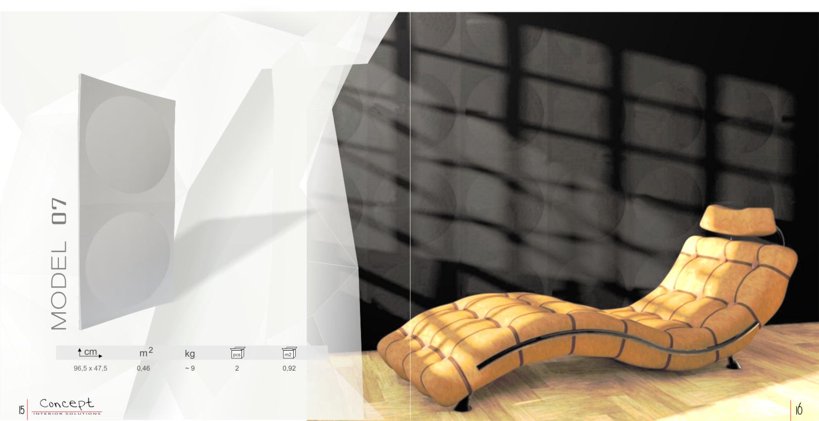 katalog panele gipsowe  Concept str9