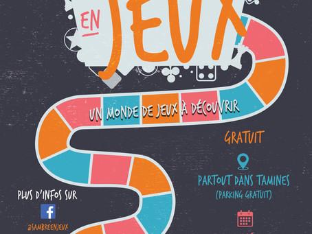 Festival Sambre en jeux - première édition