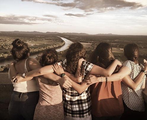 STRENGTHENING OUR GIRLS
