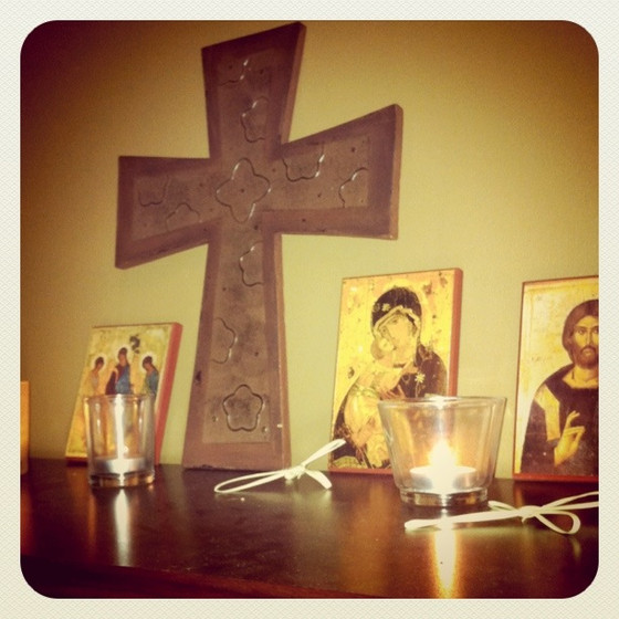 Holy Thursday: Still
