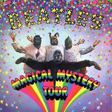 The magical mystery tour!