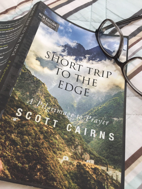 Short Trip to the Edge: A Pilgrimage to Prayer