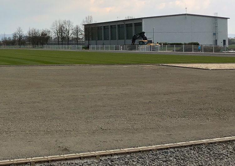 2021 - Neuer Sportplatz
