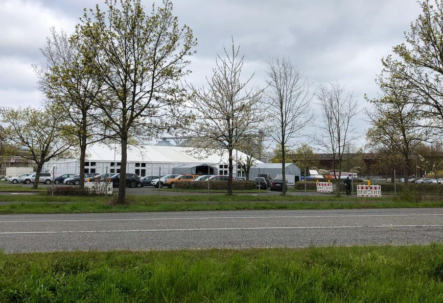 2021 - B3-Parkplatz