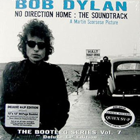 BOB DYLAN / No Direction Home: The Soundtrack (A Martin Scorsese Picture)