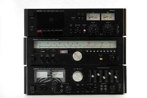Ensemble Hifi Lenco C 1202 / T 600/ A 600