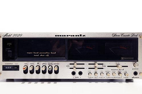 Marantz model 5020 stéréo cassette deck